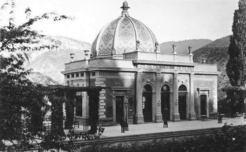 Baile Herculane | perioada pre-WW1