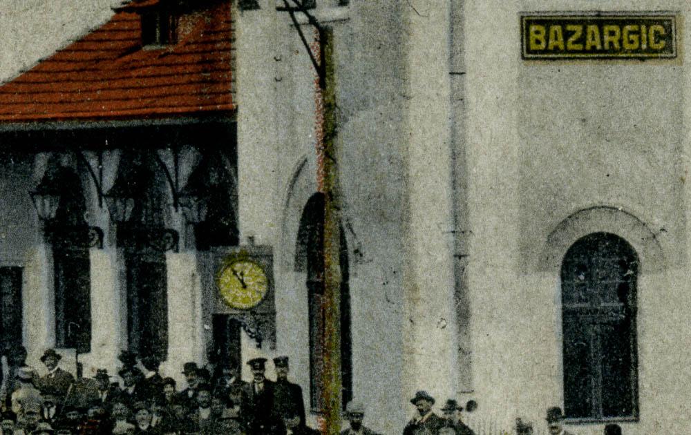 Bazargic | gara - ceas Paul Garnier (1920)