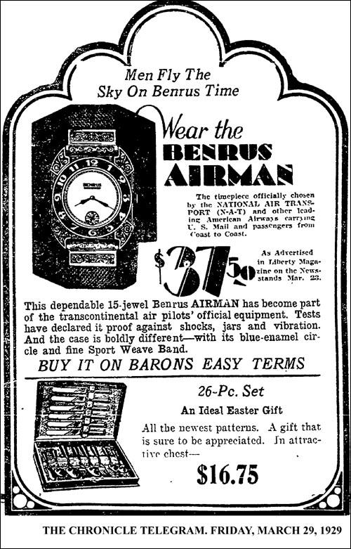 [9] Benrus Airman | 1929