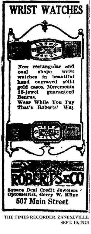 [2] ad Benrus | 1923