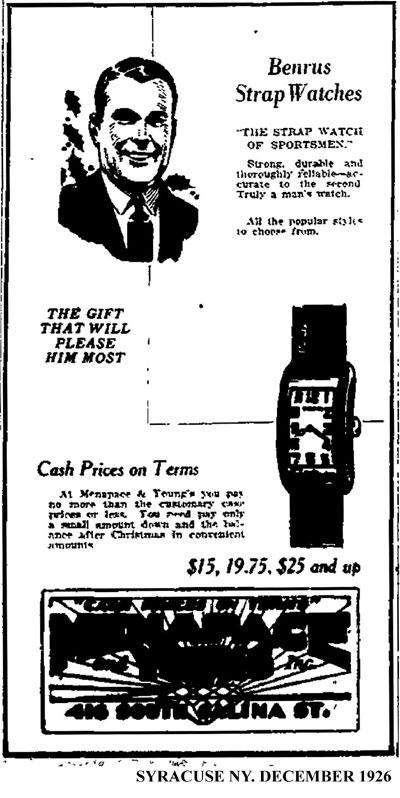 [8] ad Benrus | 1926