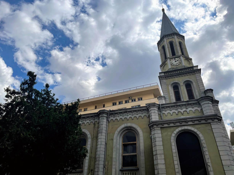 Biserica Luterana - aprilie 2021