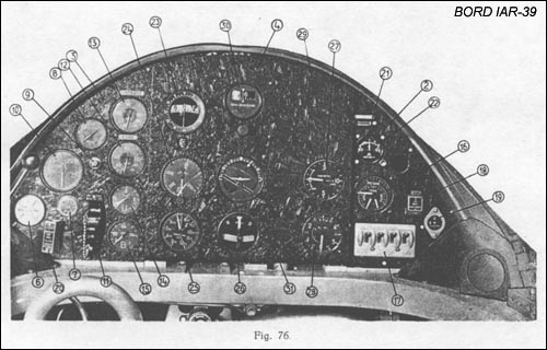 [19] IAR-39 | Bord