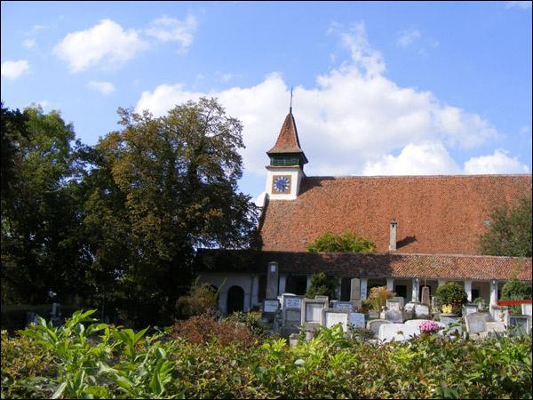 biserica Sf. Martin | Brasov