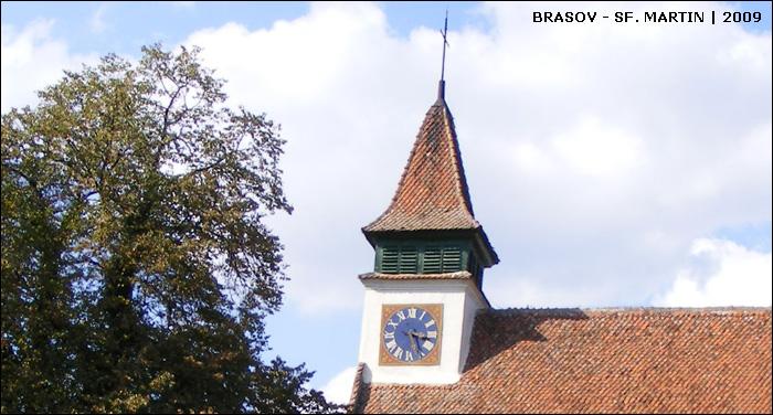 biserica Sf. Martin - Brasov