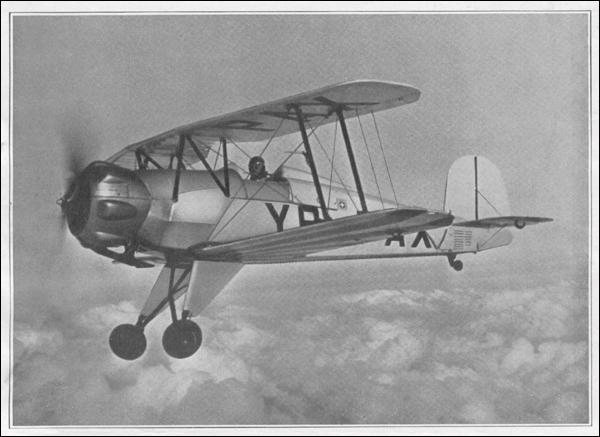 Bu-133 Jungmeister | 1937