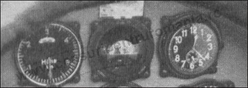 ceas bord Bu-133 Jungmeister | 1937