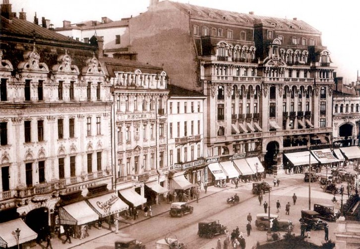 calea Victoriei | cca. 1936