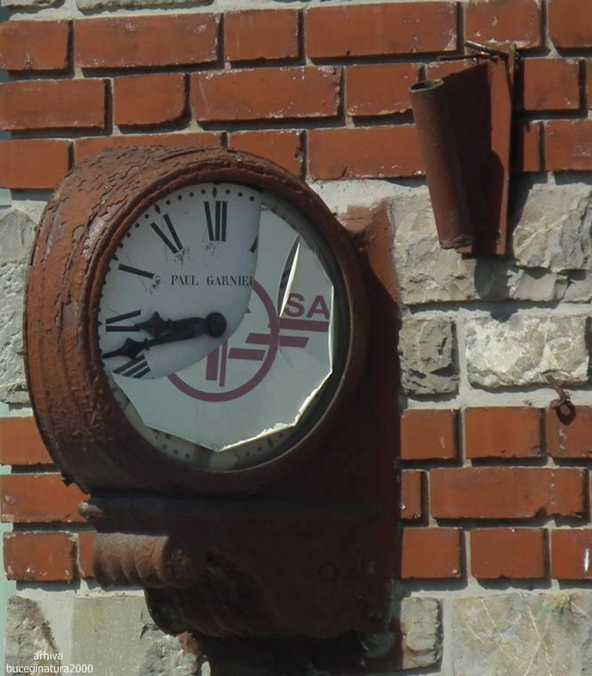 Campina | ceas Paul Garnier (anii 2000)