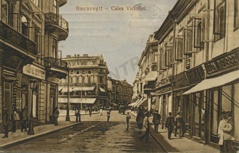pravalia Leon Weissblueth | Calea Victoriei nr. 30