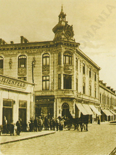 casa Helder | perioada interbelica