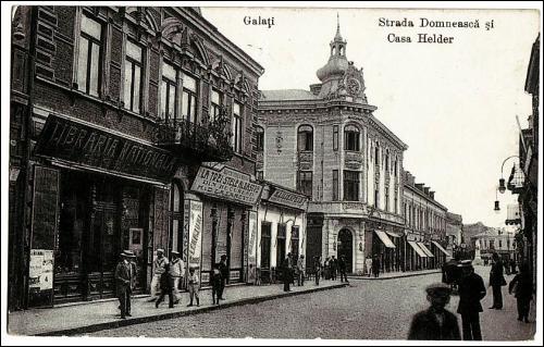 casa Helder | Galati 1920