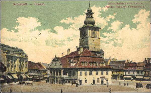 Casa Sfatului - 1800 | Brasov