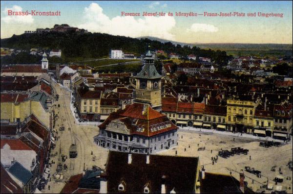 Casa Sfatului 1915 | Brasov