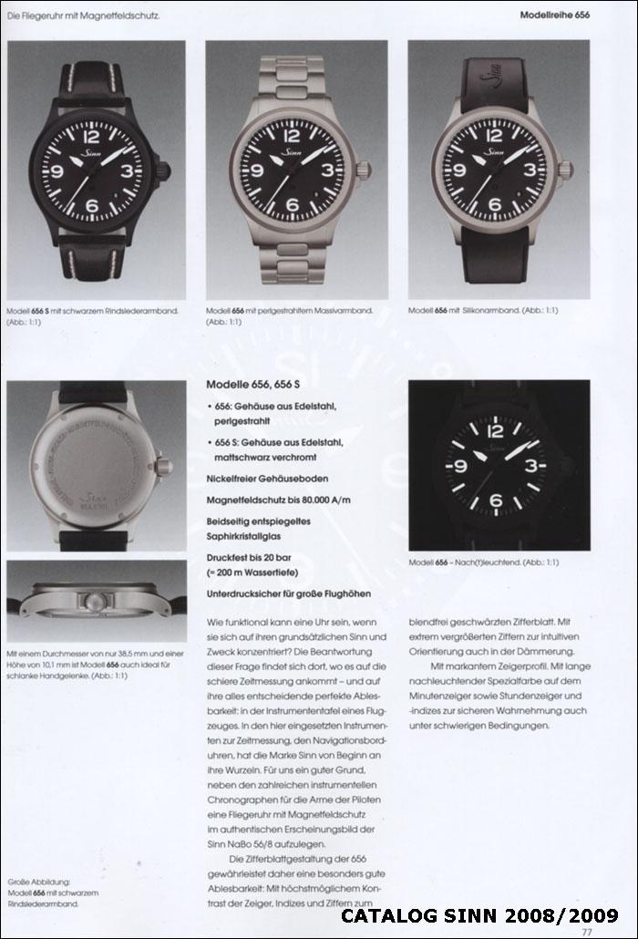 catalog Sinn 2008-2009 | Sinn 656 (2)