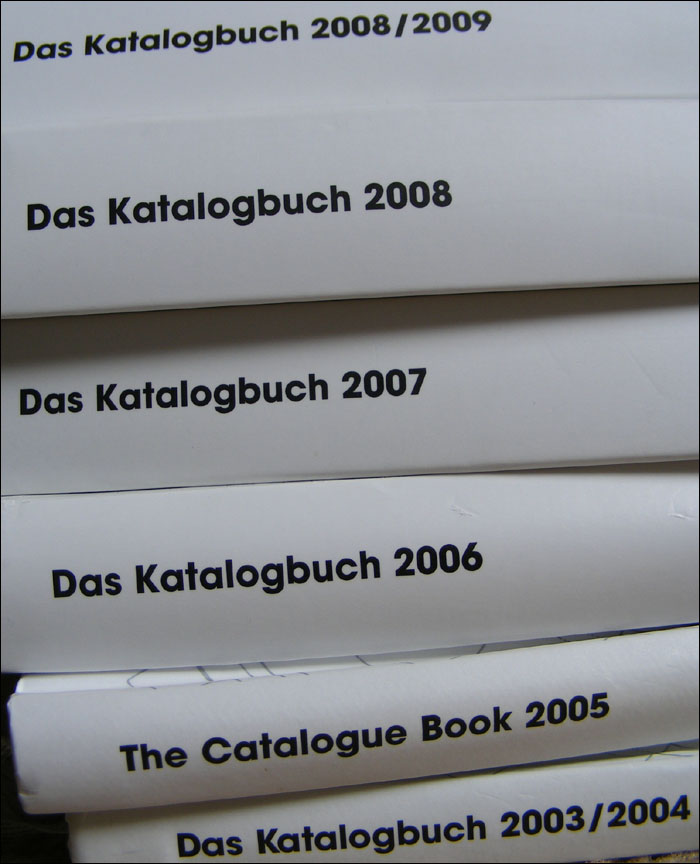 Sinn catalogues