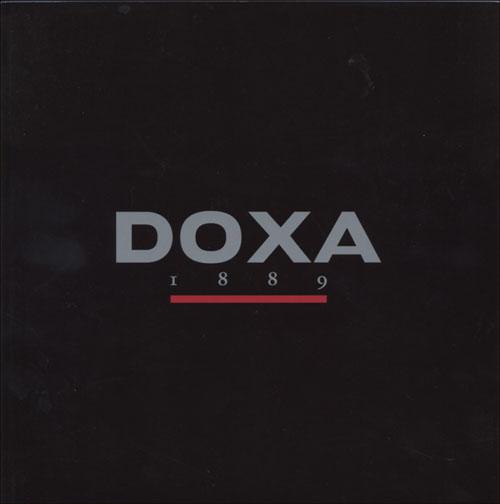 catalog DOXA 2008