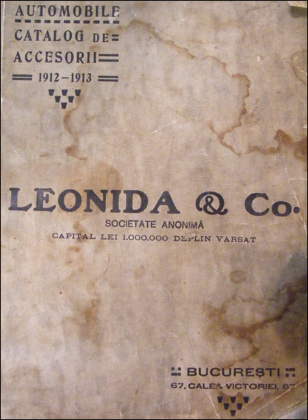 catalog Leonida | 1913
