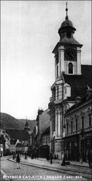 Biserica Catolica | Brasov sec. XIX