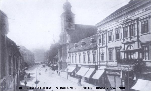 Biserica Catolica | Brasov cca. 1900