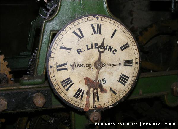 mecanism ceas | Biserica Catolica