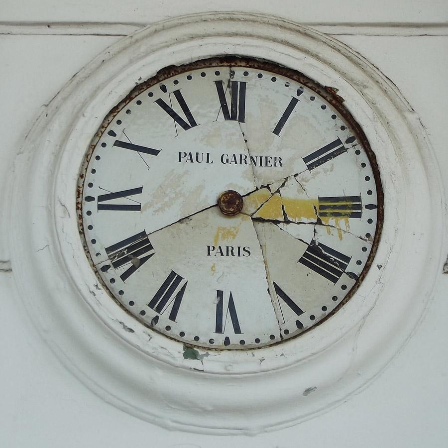 carcasa Paul Garnier - varianta aplicata