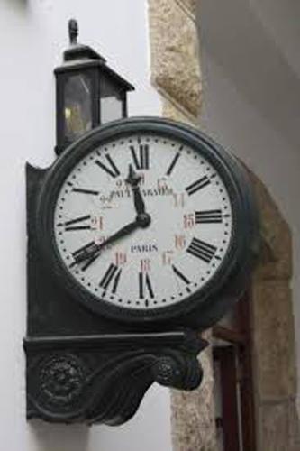 ceas Paul Garnier | gara Bacau