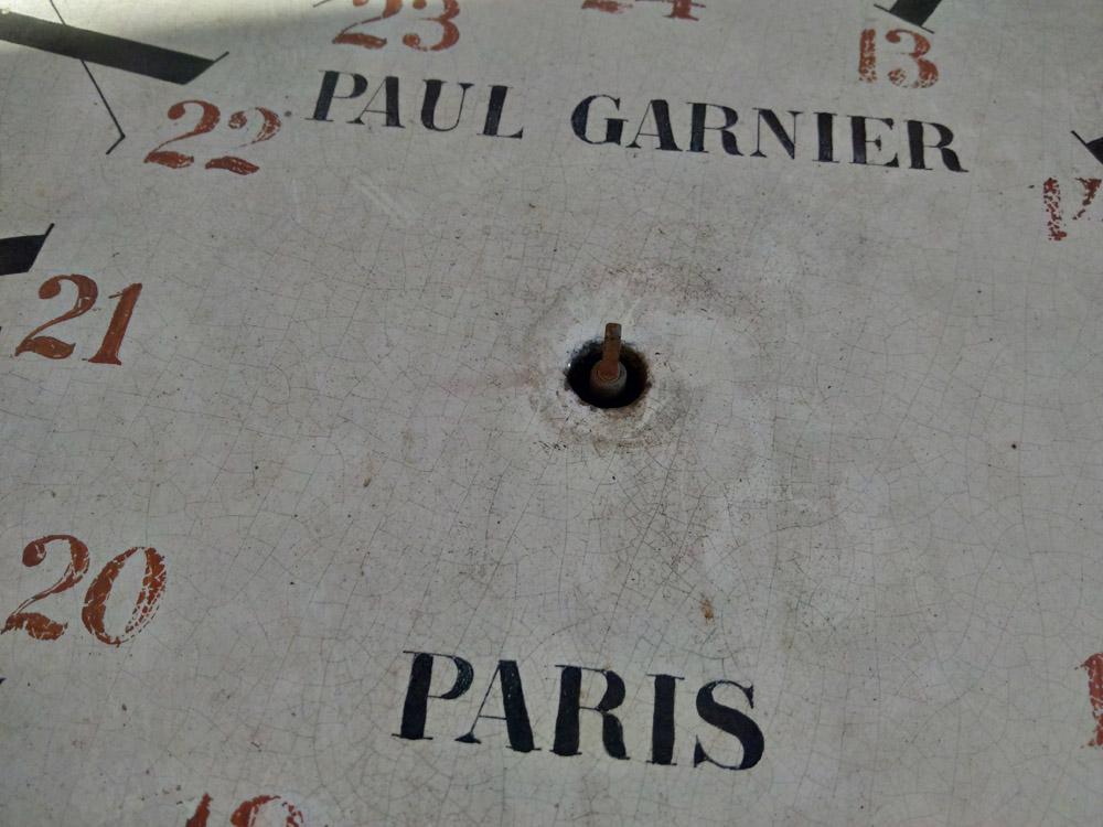 Azuga | ceas Paul Garnier