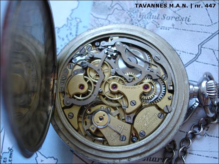 Tavannes M.A.N. | nr. 447