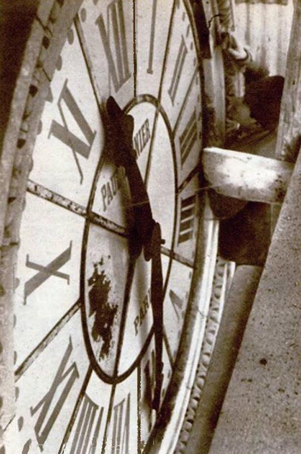 Orologiul Palatului de Justitie - Bucuresti (1936)