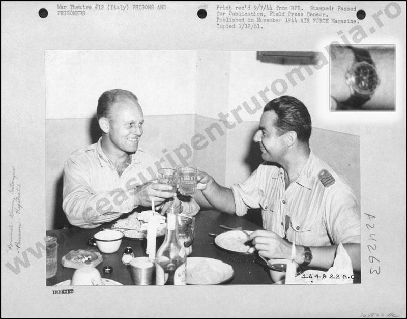 Bazu Cantacuzino | Foggia (1944)