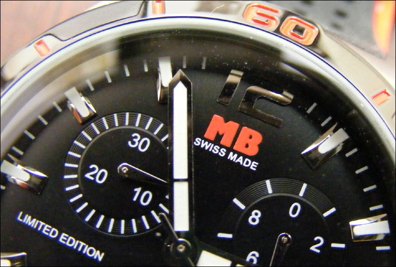 ceas MB editie limitata