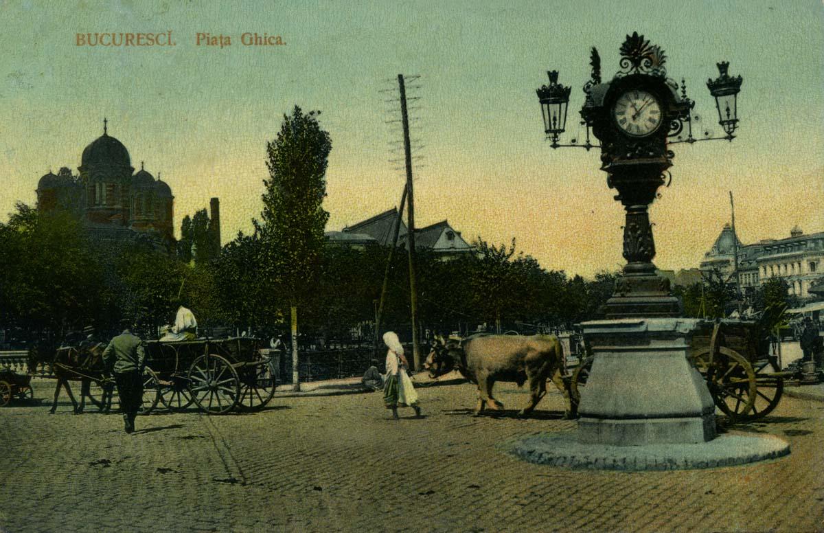 Ceasornic | Halele Centrale | Bucuresci