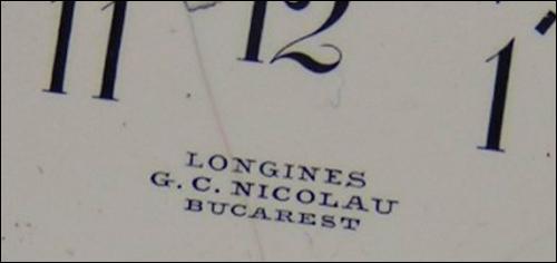 """Longines """"G.C. Nicolau"""""""