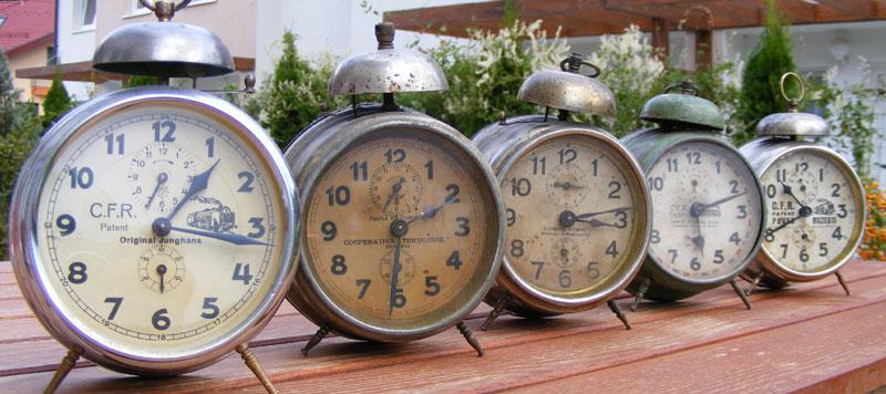 """ceasuri de masa """"tip C.F.R."""""""