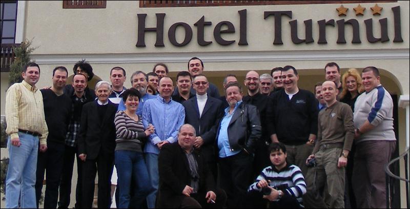 Moeciu 2010 | grup