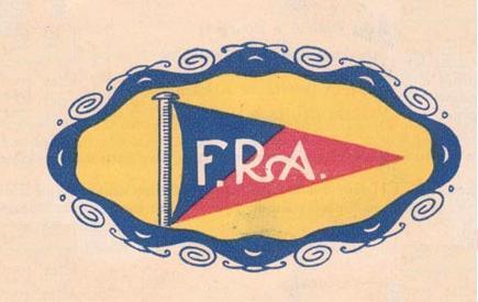 Compania Franco-Romana de Navigatie Aeriana | logo 1920
