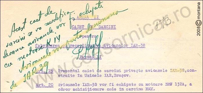 [21] IAR-39 | Contract 1939