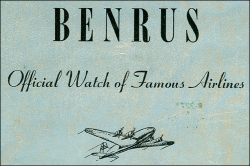 Benrus | movements catalog