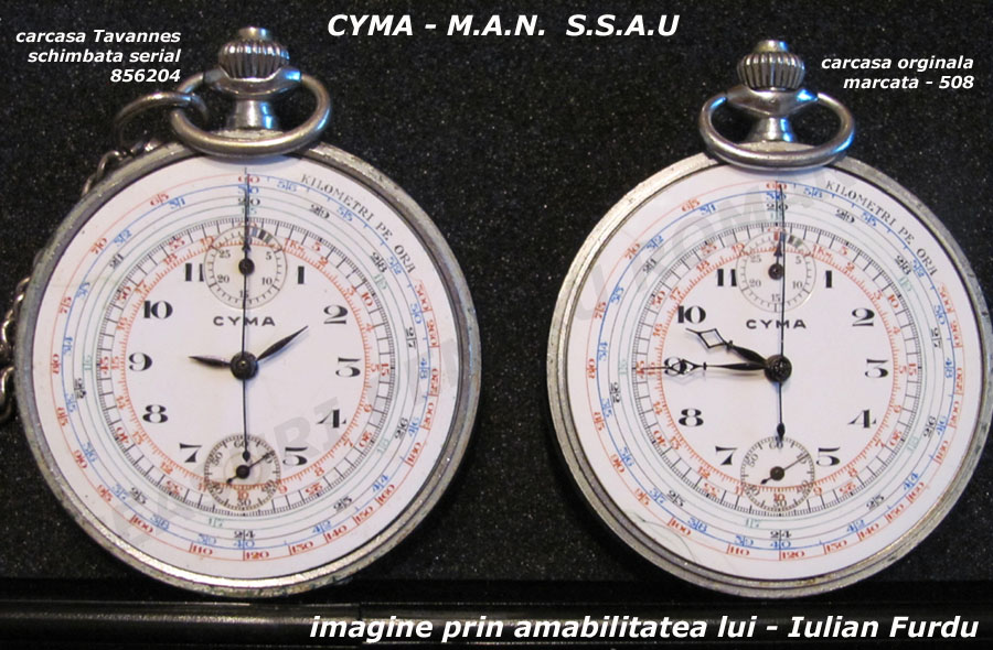CYMA - MAN SSAU | dial