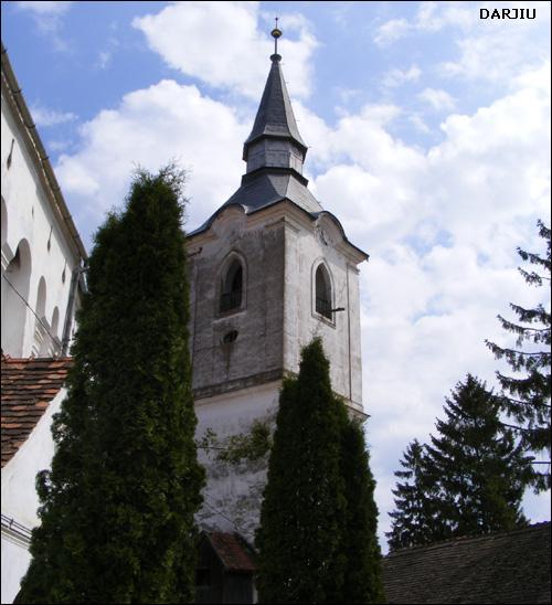 Darjiu | turnul portii