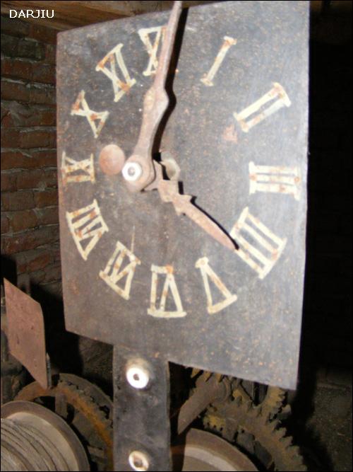 Darjiu | ceas turn
