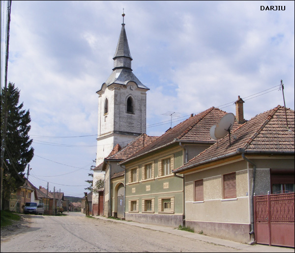 Darjiu | biserica