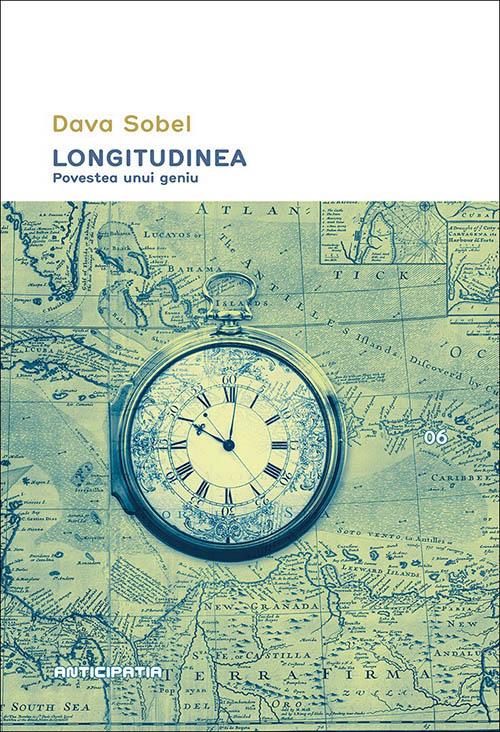 Logitudinea - Povestea unui geniu | Dava Sobel (editura Nemira - 2015)