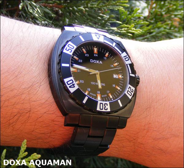 Doxa Aquaman | bratara metal