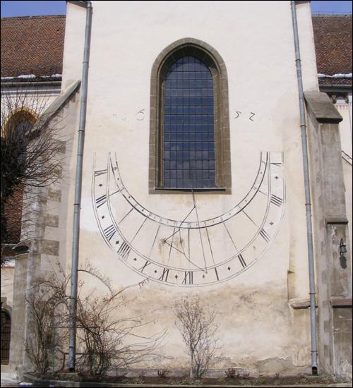 "ceas solar | ""Sf. Bartolomeu"" | Brasov"