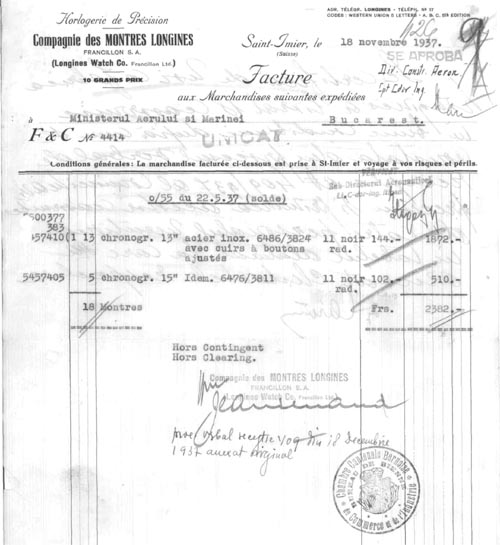 Longines - invoice (3)