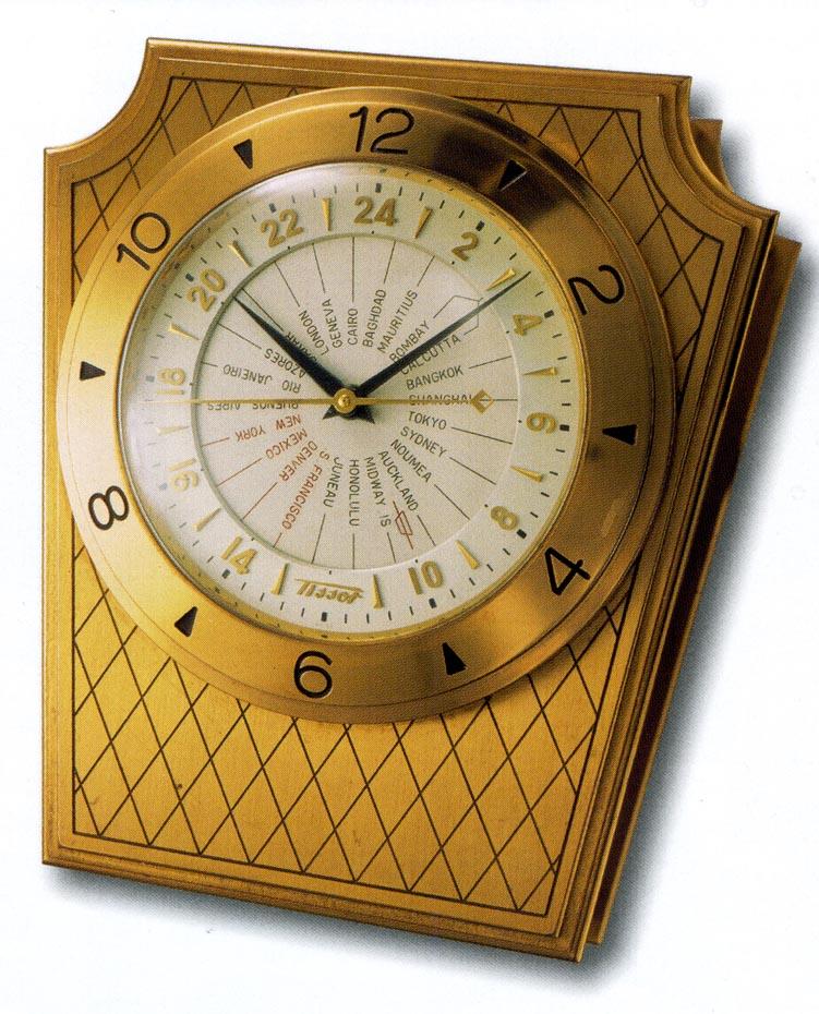Tissot Navigator - de masa | anii '960 (sursa imagine - Estelle Fallet)