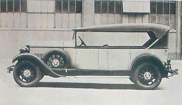 Fiat 525 | 1928