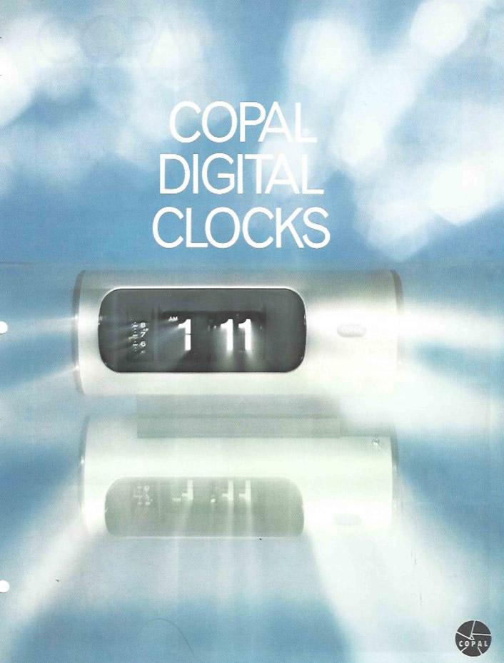 pliant prezentare produse Copal (anii 1970-1980) | pag.1